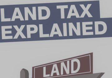 Explaining the new land tax rules